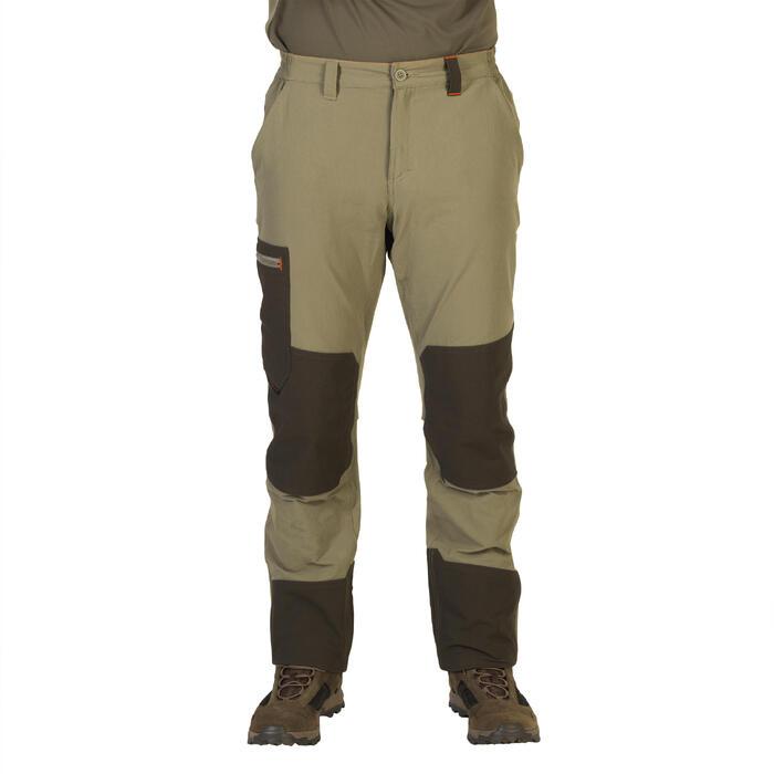 Pantalon chasse 900 vert respirant et résistant - 1116377