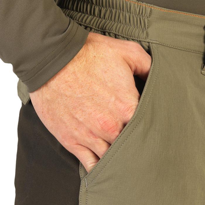 Pantalon chasse 900 vert respirant et résistant - 1116378