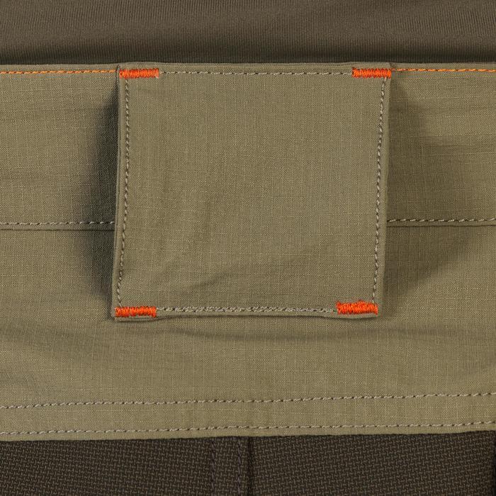 Pantalon chasse 900 vert respirant et résistant - 1116379