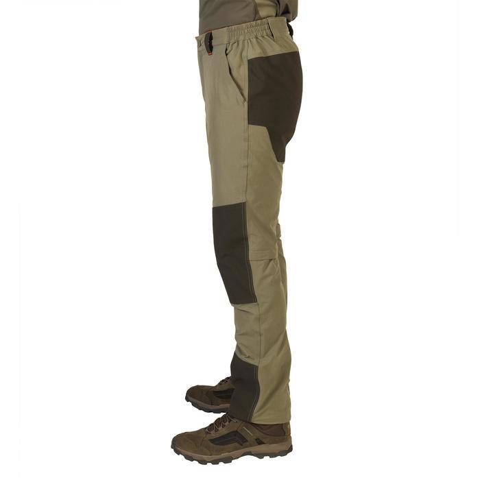 Pantalon chasse 900 vert respirant et résistant - 1116380