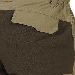 Pantalón Caza Solognac Sg 900 Transpirable Resistente Verde