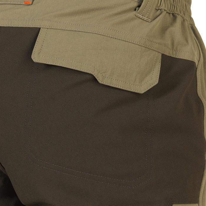 Pantalon chasse 900 vert respirant et résistant - 1116382