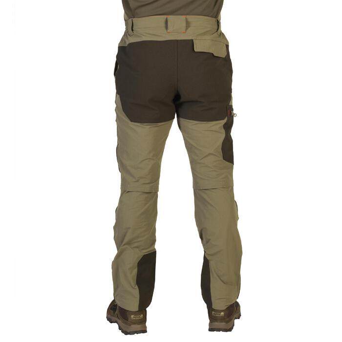 Pantalon chasse 900 vert respirant et résistant - 1116383