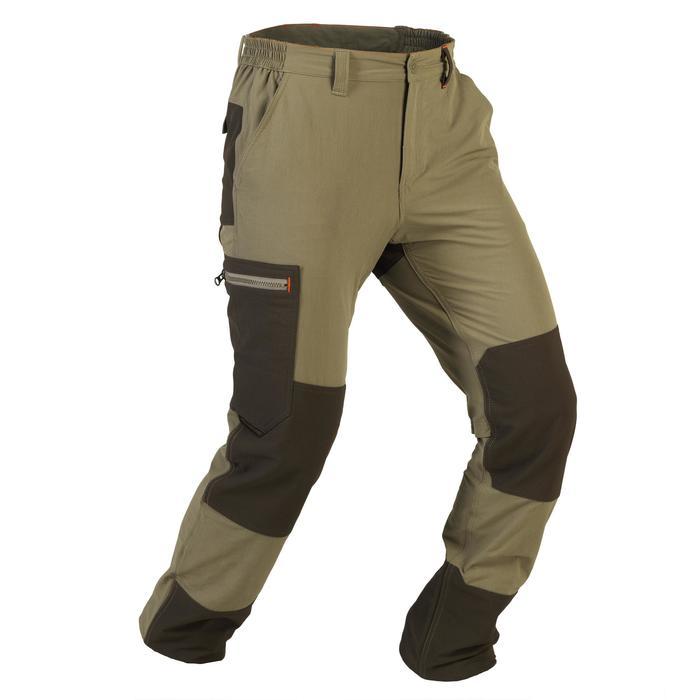 Pantalon chasse 900 vert respirant et résistant - 1116384