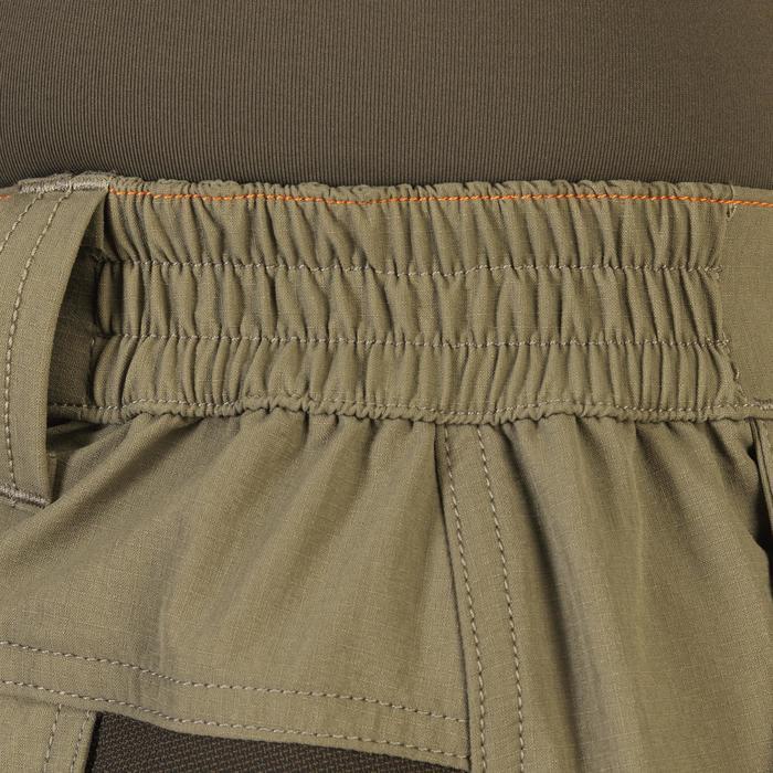 Pantalon chasse 900 vert respirant et résistant - 1116386