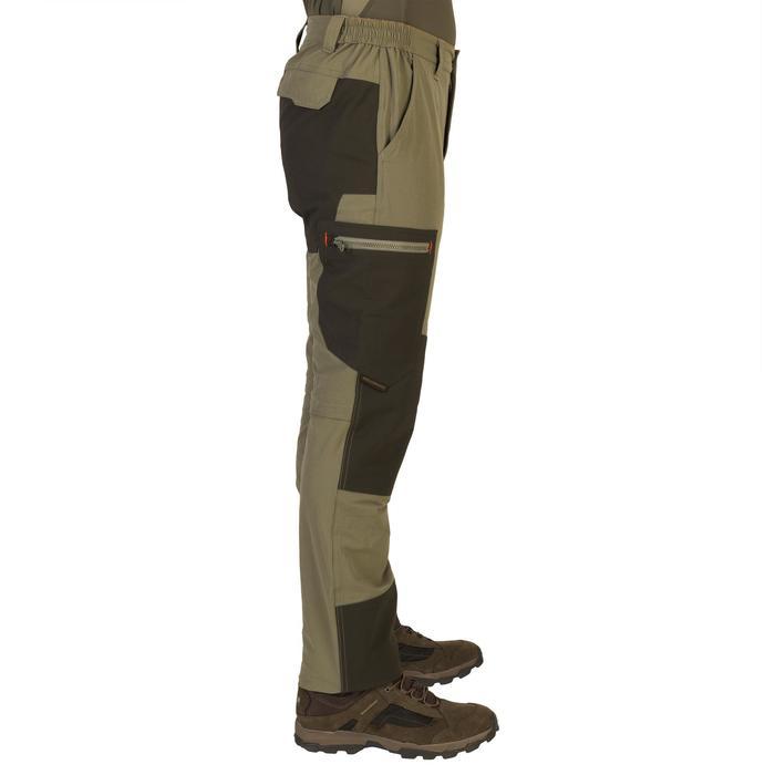 Pantalon chasse 900 vert respirant et résistant - 1116387