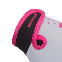 Doctogirl Fingerless Cycling Gloves – Kids