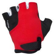 Kolesarske rokavice za otroke 500 - rdeče