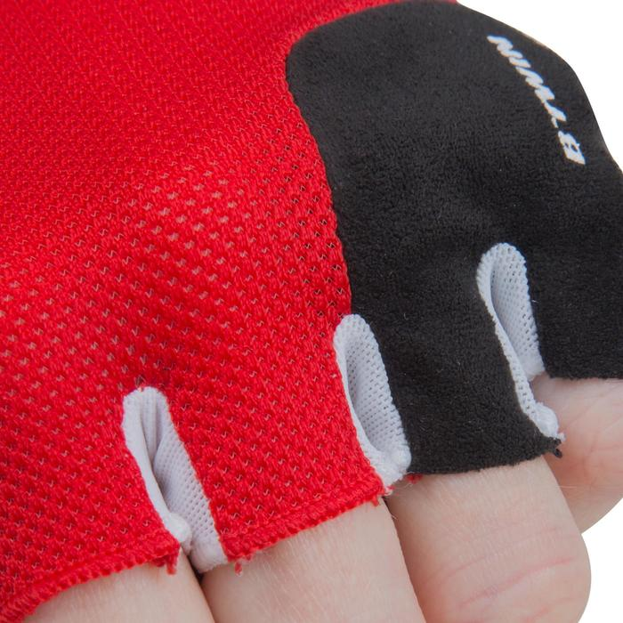 Fietshandschoenen KD 500 rood