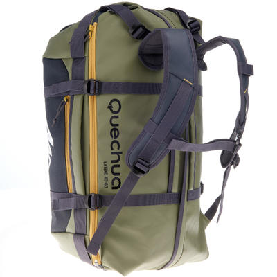 Extend Trekking Transport Bag 40 to 60 L - khaki