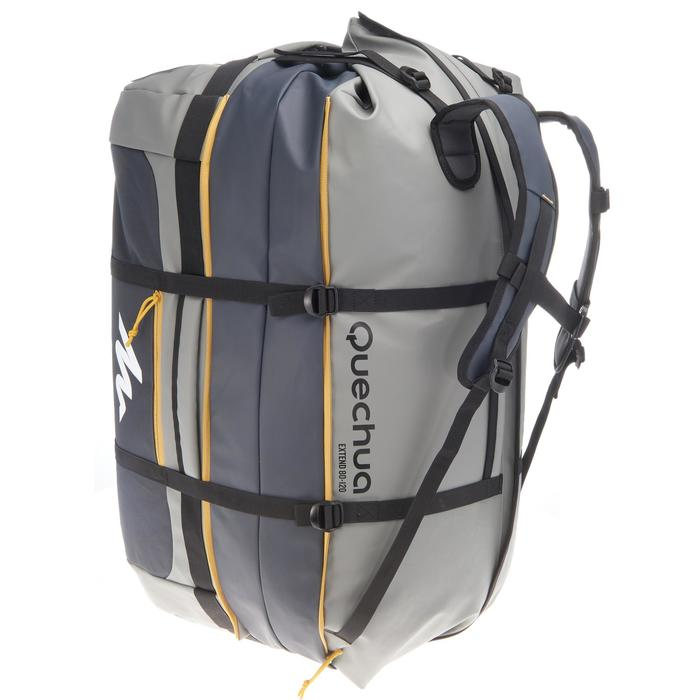 Bolsa Viaje de Trekking Quechua Extend 80 a 120 Litros Quechua ... e44a475f8afc6