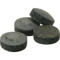 Lot de 4 procédés de 10 mm pour queue de billard de snooker ou blackball