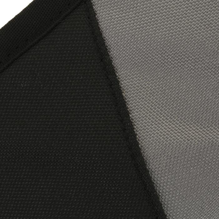 Housse souple pour queue de billard noire et grise