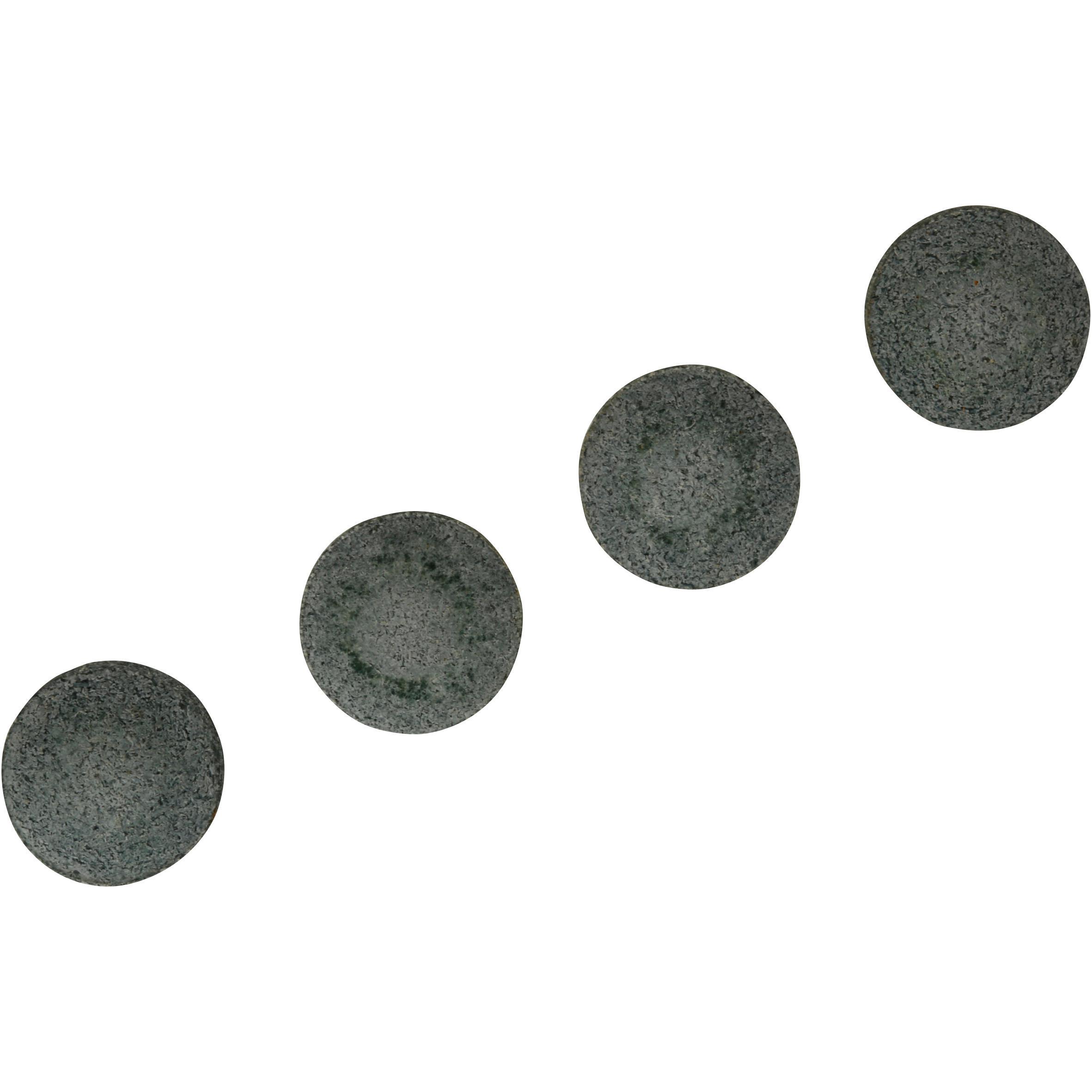 Pool Cue Tips 13 mm - 4-Pack