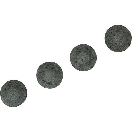 Lot de 4 procédés de 13 mm pour queue de billard d'américain