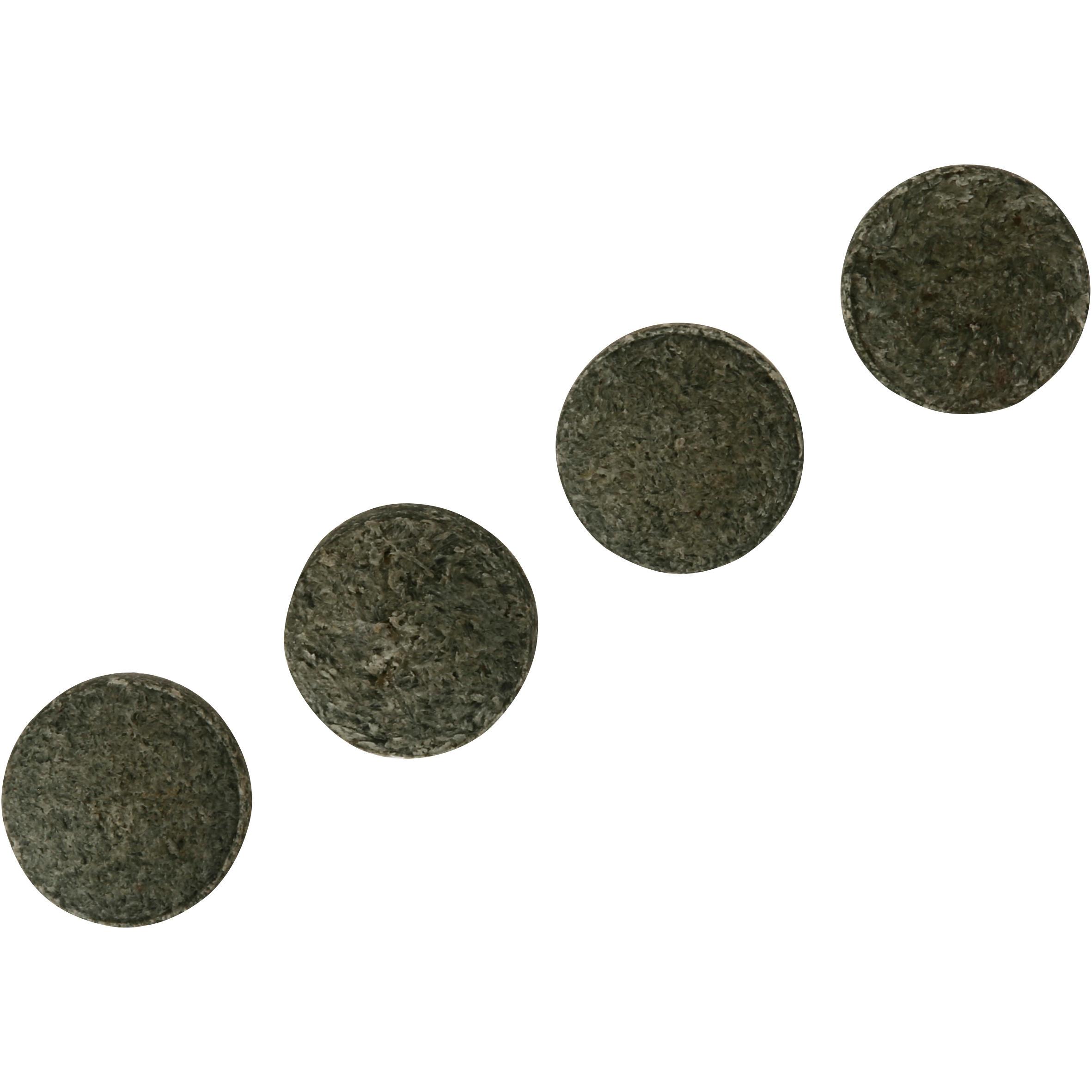Pool Cue Tips 10 mm - 4-Pack