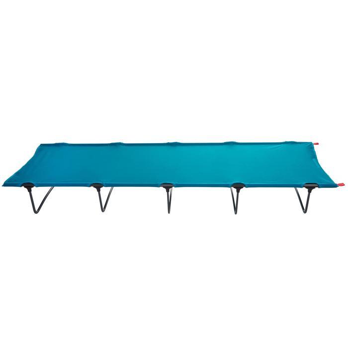 Campingliege Camp Bed 60 blau