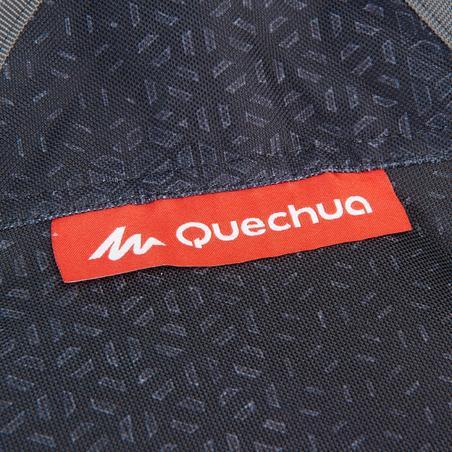 Asiento Camping Quechua Gris Ligero