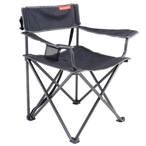 Camping Chair (Foldable) Large - Grey