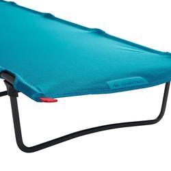 Campingliege Camp Bed 60 für 1 Person blau