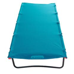 Campingliege Camp Bed 60 für 1 Person blau