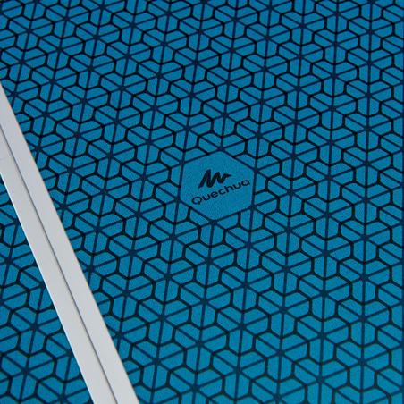 TABLE BASSE PLIANTE DE CAMPING - MH100 - BLEUE