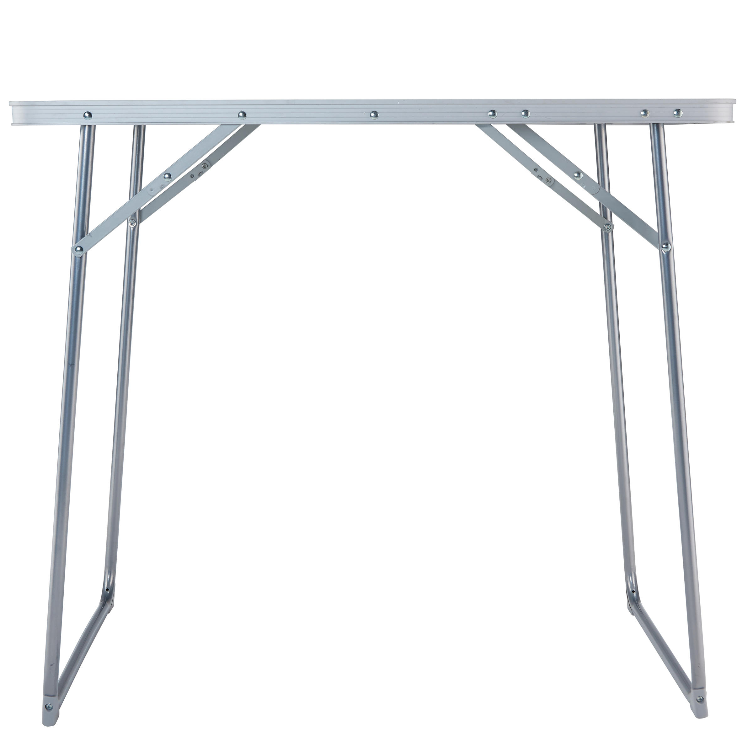 Folding Camping/Trekking Table 4-Person - Grey