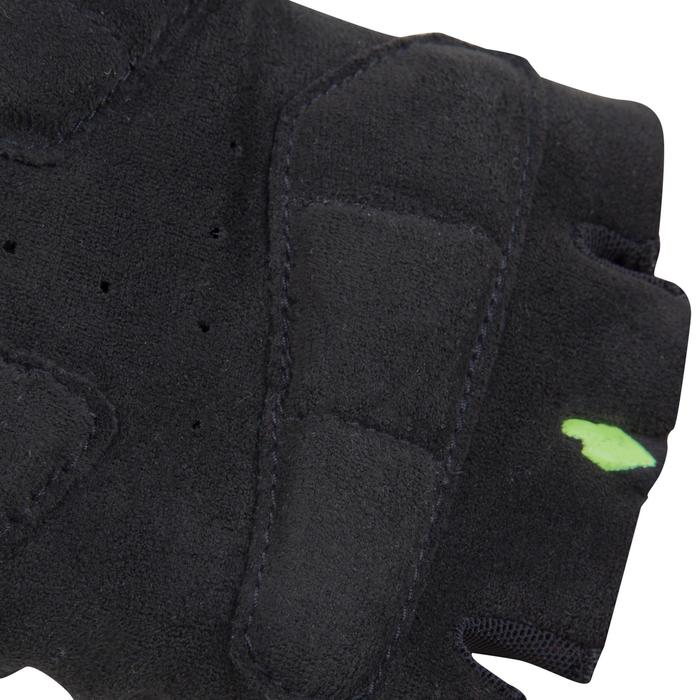 500 Junior Cycling Gloves - Blue - 1116588