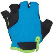Kolesarske rokavice za otroke 500 - modre