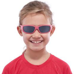 Zonnebril Teen 300 voor skiën en bergsporten, kinderen 7-9, categorie 4 - 1116644