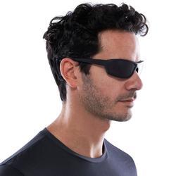 Gafas de sol de senderismo adulto MH510 negro categoría 3