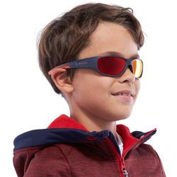 Zonnebril Teen 800 voor skiën en bergsporten, kinderen > 7, categorie 4 - 1116675