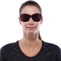 Women's Cat 3 Hiking Sunglasses MH530W - Brown