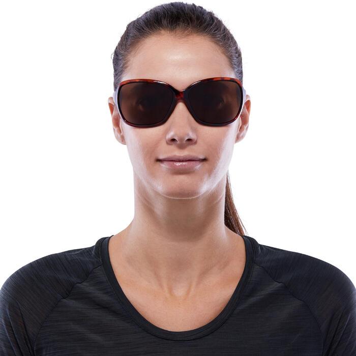 Wandelzonnebril voor dames MH530W bruin categorie 3
