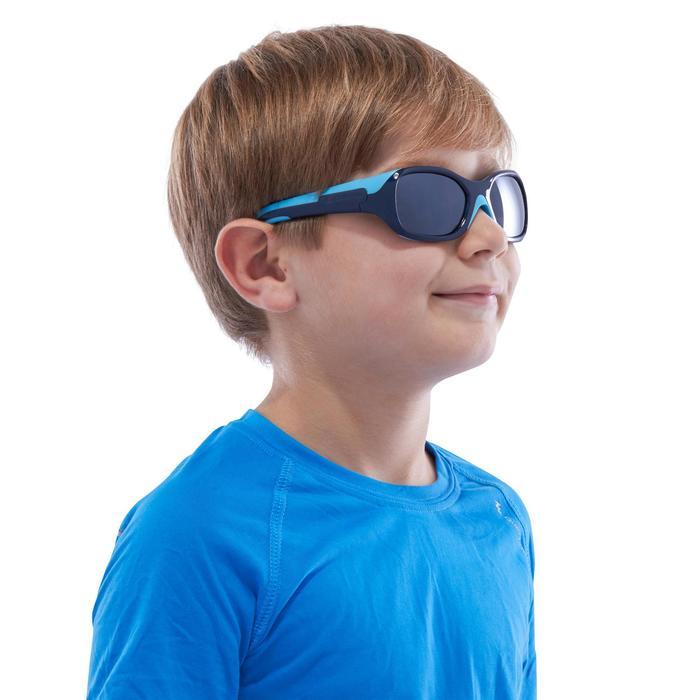 Lunettes de soleil randonnée enfant 3-6 ans KID 500 roses catégorie 4 - 1116700