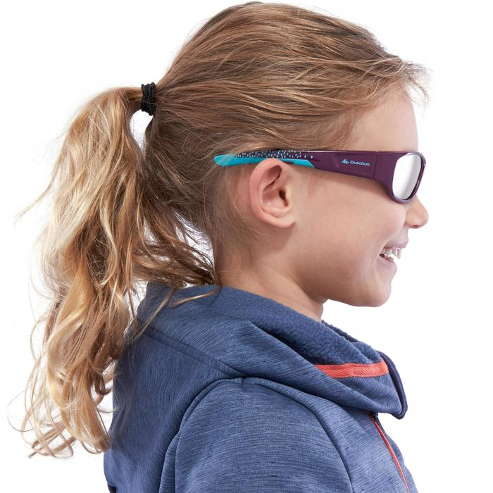 Lunettes de soleil ski randonnée enfant + de 7 ans TEEN 800 bleues catégorie 4 - 1116718