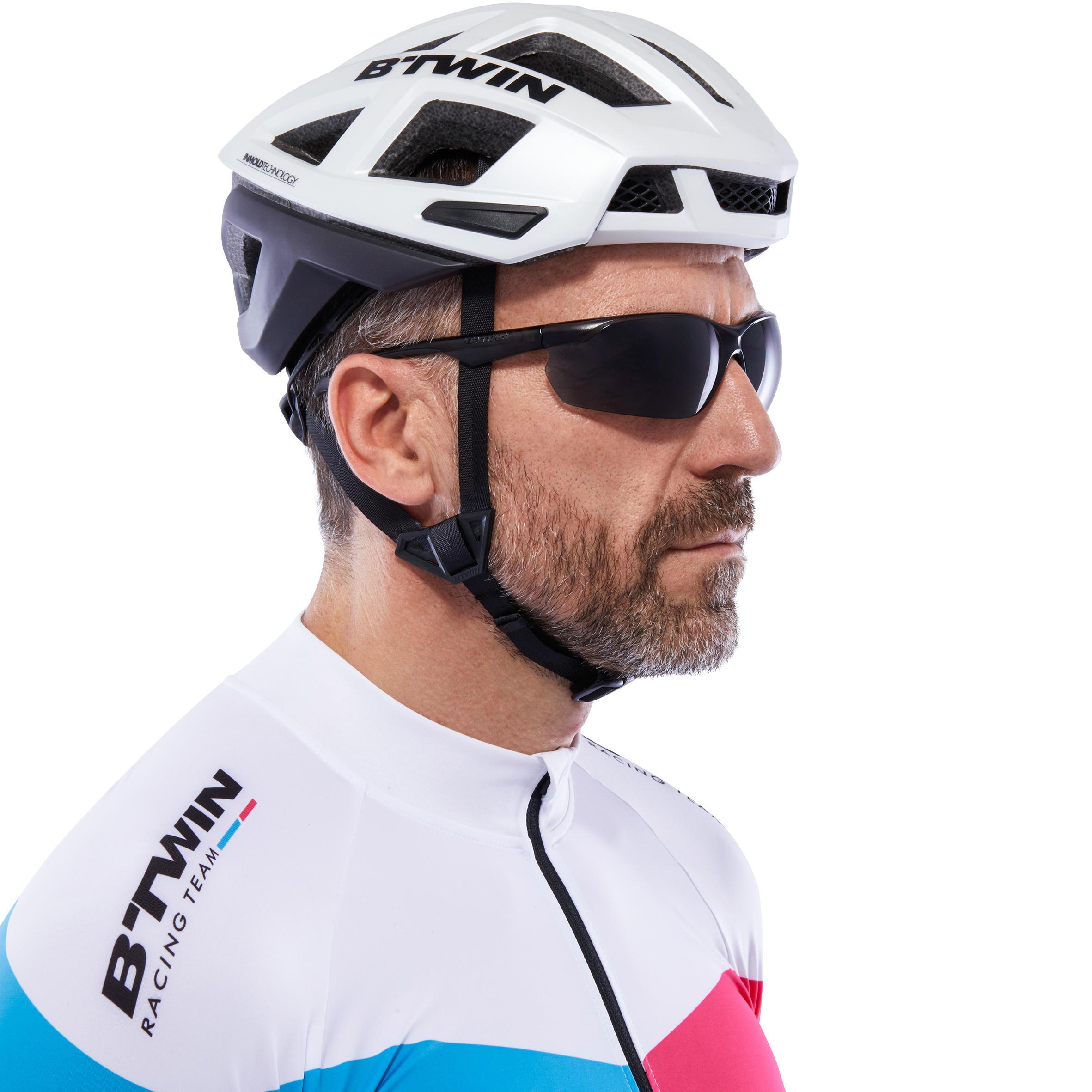 e1425c7cc0 Lentes de sol para ciclismo y carrera de adulto ARENBERG negro categoría 3