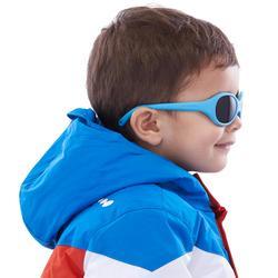 Sonnenbrille Wandern MH500 Kategorie 4 Baby 6-24 Monate blau