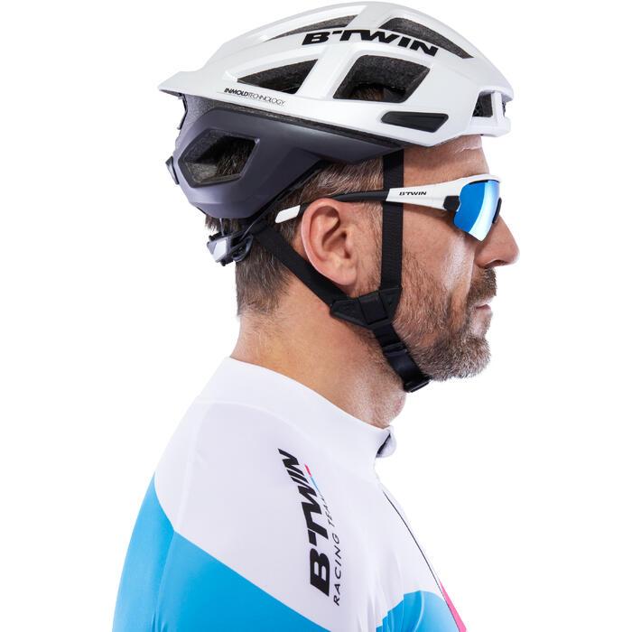 Lunettes de vélo adulte ROADR 900 GREY PACK grises - 4 verres interchangeables - 1116759