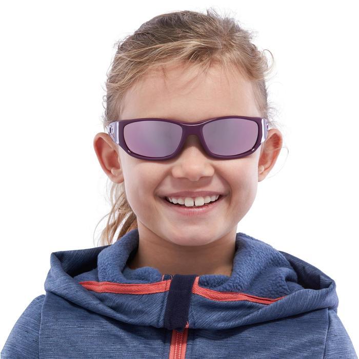 Lunettes de soleil ski randonnée enfant + de 7 ans TEEN 800 bleues catégorie 4 - 1116766