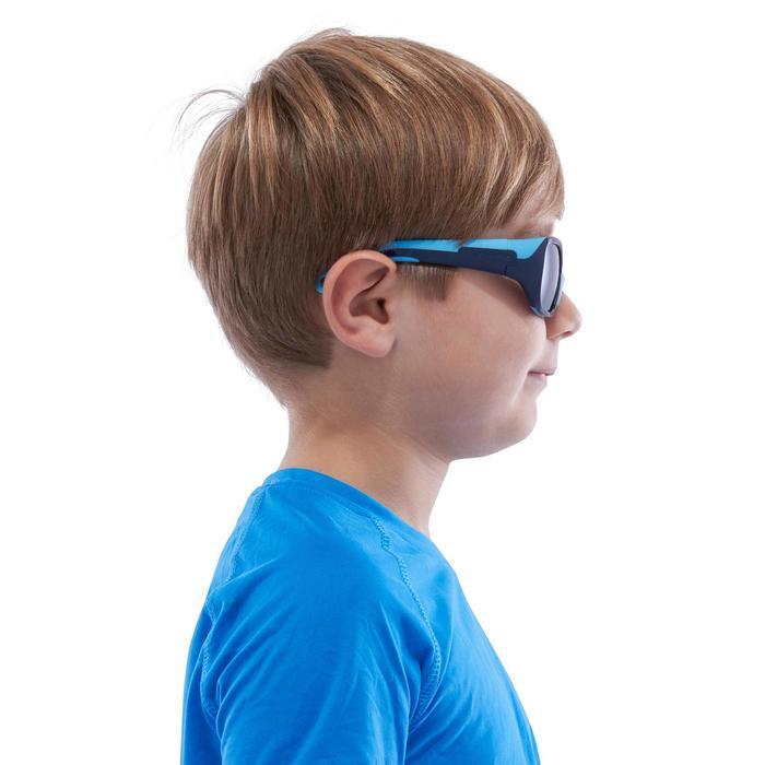 Lunettes de soleil randonnée enfant 3-6 ans KID 500 roses catégorie 4 - 1116826