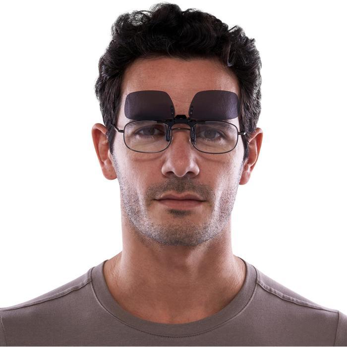 Clip adaptable sur lunettes de vue CLIP 120 L polarisant catégorie 3 - 1116862