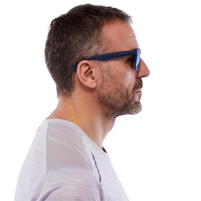 lunettes de soleil de marche sportive adulte WALKING 400 bleues catégorie 3 - 1116868