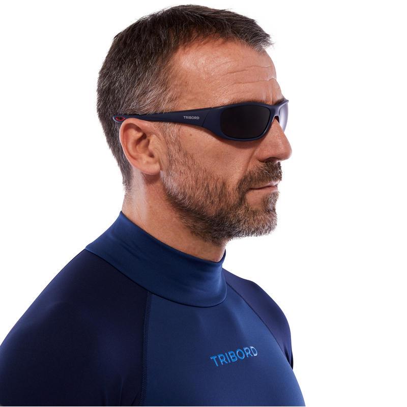SALINES adult water sports polarised floating sunglasses - Blue