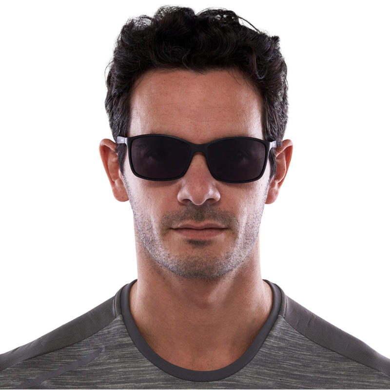 Category 3 MH 120 hiking sunglasses - Black