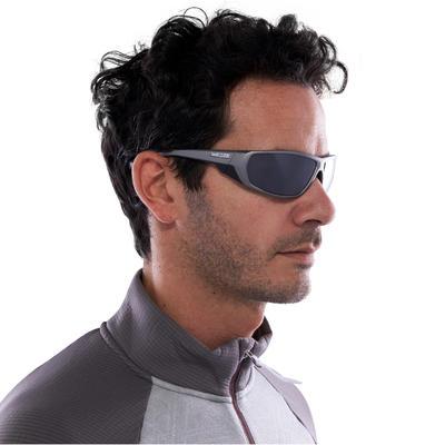 MH570 Adult Category 3 Polarising Hiking Glasses - Black & Grey