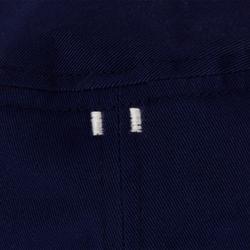 Schirmmütze Gymnastik Baby blau
