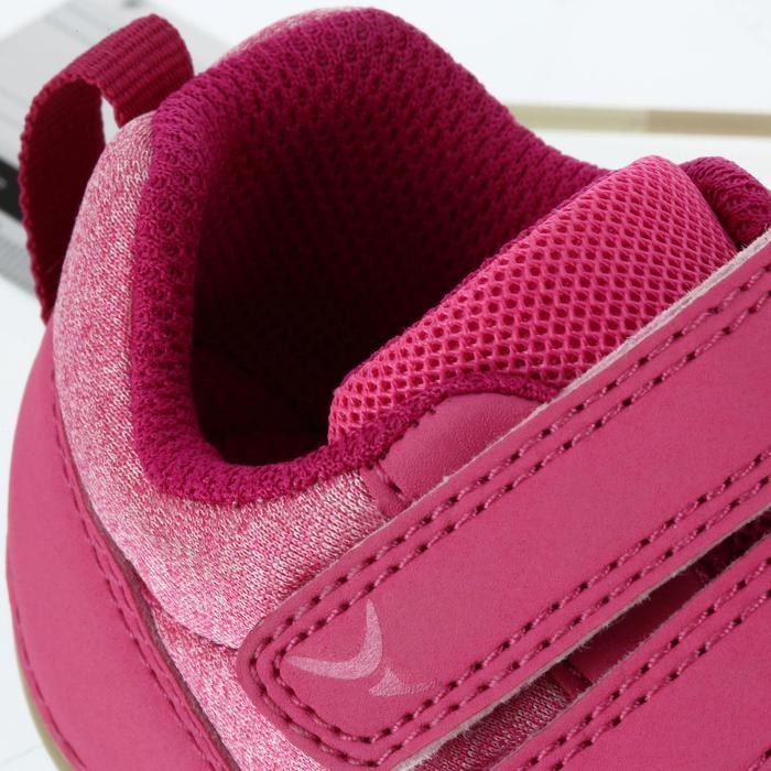 Zapatillas 500 I LEARN GIMNASIA rosa fucsia/marrón