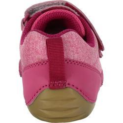 Turnschuhe 500 I Learn Baby rosa/braun