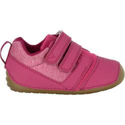 Zapatillas 500 I LEARN GYM rosa fucsia/marrón